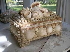 seashell art - Google Search