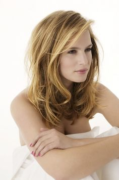 cheveux caramel clair meche blonde - Recherche Google