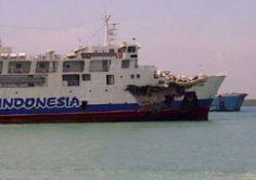 Tabrakan Kapal: KM Kamboja Dibiarkan Kabur - Teras Lampung