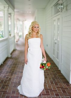 Gorgeous photo from Lange Farm! Hair and Makeup by Michele Renee The Studio!