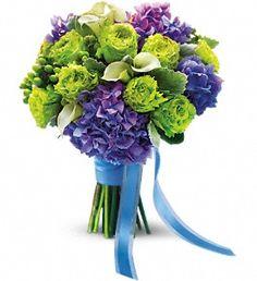 Idea for bouquet?