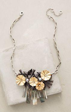 Bedecked Bib Necklace