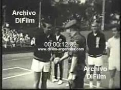 DiFilm - South Korea vs North American tennis friendly match 1969 - http://militaryfriendlycollegesanduniversities.com/difilm-south-korea-vs-north-american-tennis-friendly-match-1969/