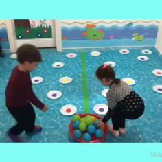 Ha pretend to be caterpillars or snakes snails worms or just plain army crawl love this idea – Artofit Educational Activities For Kids, Montessori Activities, Motor Activities, Toddler Activities, Preschool Activities, Kids Learning, Fun Games, Games For Kids, Team Building Activities