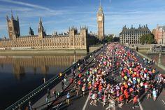 Royal Parks Half Marathon #charity #marathons #UK