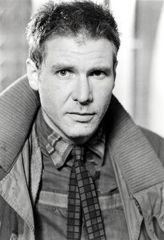 Harrison Ford, Blade Runner.