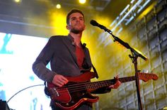 Guy Berryman – Coldplay Lead Bassist