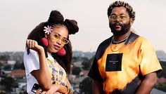 Sjava to Sho Madjozi: 'I am in your presence. you're special to me' Young Leaders, Artists Like, Hip Hop, Two By Two, Songs, Photo And Video, Celebrities, Women, Celebs