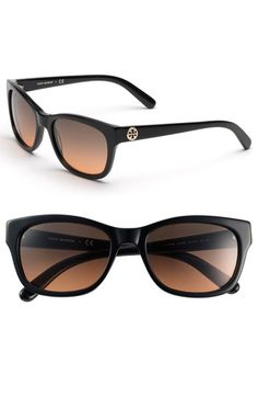 Tory Burch 54mm Sunglasses available at #Nordstrom