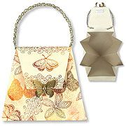 Purse Template -- Stampington Company has A LOT of PDF templates. You can cut these on your Inspiration! Check them out!