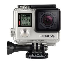 Win a GoPro HERO4 SILVER and Save Up To 90% Today and Everyday at Maxwells Attic.
