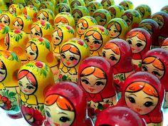 Cuentos del mundo: Matrioskas rusas, la leyenda