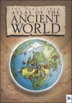 Kingfisher Atlas of the Ancient World $10.75 - called the best historical atlas according to Veritas Press.