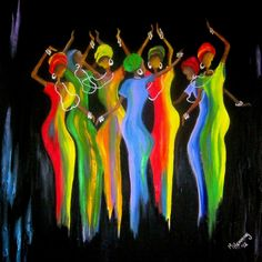 """""""Women's Day Celebrations in South Africa 2"""" by Marietjie Henning"""