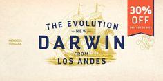 Font dňa – Darwin   https://detepe.sk/font-dna-darwin?utm_content=buffer6f1a1&utm_medium=social&utm_source=pinterest.com&utm_campaign=buffer