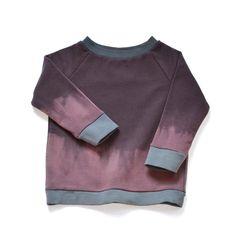 BLEACHED Sweater | Little Man Happy