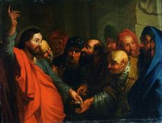 Christ and the Tribute Money Peter Paul Rubens (1577–1640)