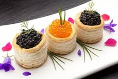 Image result for fine dining canapes