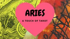ARIES WOW CLEARLY THIS PERSON WANTS TO LOCK YOU DOWN --A TOUCH OF TAROT - YouTube