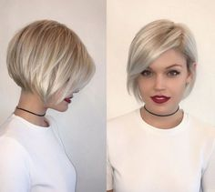 Awesome Short Hair Cuts For Beautiful Women Hairstyles 373