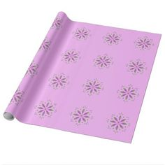 #Pink II Wrapping Paper - #flower gifts floral flowers diy
