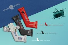 Hockey Legends Product and Packaging Design Concept / World Brand & Packaging Design Society