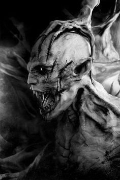 Tzimisce or Nosferatu?