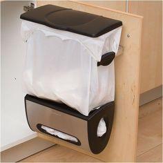 57 best undersink trash can images kitchen cabinets kitchen rh pinterest com