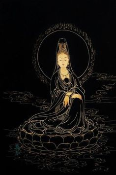 KWAN YIN........GODDESS OF COMPASSION , AWARENESS AND ALTRUISM............SOURCE BING IMAGES..............