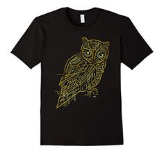 Men's Digital Electrical Owl T-Shirt 3XL Black Owl Gifts ... https://www.amazon.com/dp/B071LBFZ6R/ref=cm_sw_r_pi_dp_x_O-TjzbMF1GE4K