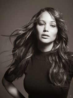 New Outtakes Of Jennifer Lawrence By Photographer Mark Seliger ...