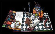 Traumzaubereien: Traumhafte Klapp-Zaubereien - Pop-up-Bücher