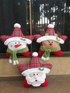 Mago Felt Christmas Ornaments, Diy Christmas Ornaments, Christmas Decorations To Make, Rustic Christmas, Christmas Projects, Christmas Stockings, Christmas Pillow, Christmas Christmas, Alternative Christmas Tree