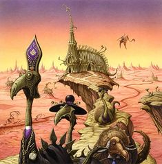 Metal Artwork, Vintage Artwork, Sci Fi Fantasy, Fantasy World, Heavy Metal, Rock And Roll History, Rock And Roll Fantasy, Angel Artwork, Classic Sci Fi