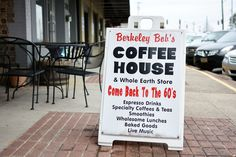 Berkeley Bob's Coffee House in Cullman, Alabama