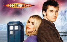 Doctor Who 10th Doctor David Tennant TV Show Poster 11x17
