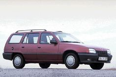 Bild Seite - Opel Kadett E 1,3 N Caravan (bis 86) - 44 kW - bei mobile.de