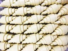 PLAIN FROZEN CROISSANTS — Abbots and Kinney Croissants, Tray Bakes, Frozen, Gifts, Presents, Crescent Rolls, Sheet Cakes, Crescent Roll, Gifs