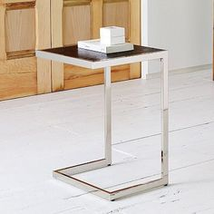 #West Elm                 #table                    #Framed #Side #Table      Framed Side Table                                   http://www.seapai.com/product.aspx?PID=299625