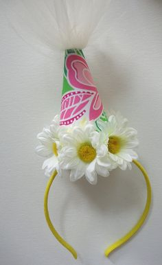 party girl hat