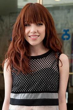 You're Going to Want to Recreate Carly Rae Jepsen's New Haircut, Stat!