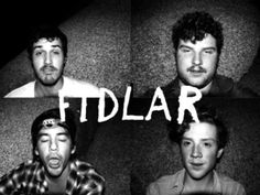 FIDLAR stands for F*ck It Dog Lifes A Risk. I really enjoy this because life is a risk and we have to risk. They are a skate punk band and have some pretty deep topics to say. They bring out my angsty teen side of myself. New Bands, Cool Bands, Angsty Teen, Surf, Music Film, Music Albums, Latest Music, Kinds Of Music, Music Bands