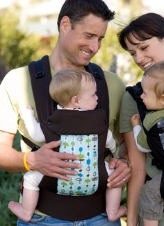 Happy Pea Uk Baby Wrap Carrier Grey 1 Size Fits All 4 In 1 Stretchy