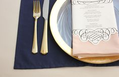 Navy Blue Placemats for Weddings, Hotels and Restaurants   Wholesale Table Linens