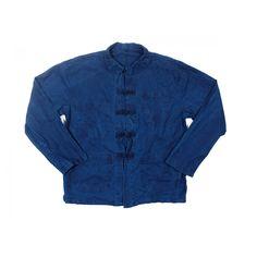 Indigo Picasso summer work jacket