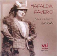 Giacomo Puccini - Mafalda Favero: Arias and Duets