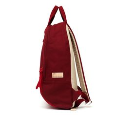 Buddy Tote Backpack Bordeaux
