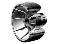 In wheel Motor Concept