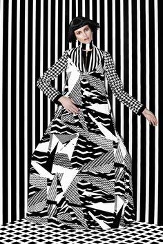 Fashion Editorial: Line | KEINMAG