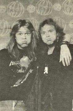 Michael Kiske & Kai Hansen